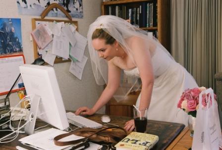 Computer-bride